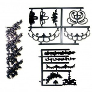 Embroidery Embosser Set...