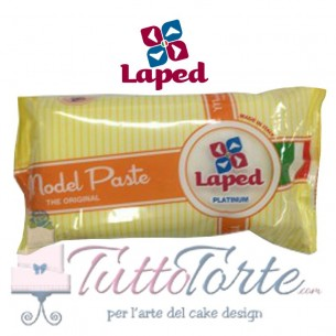 LAPED MODEL pasta da modellaggio bianca Kg 1
