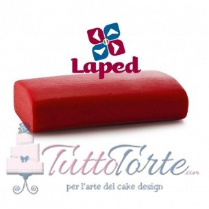 LAPED MODEL- pasta da modellaggio Rossa Kg 1