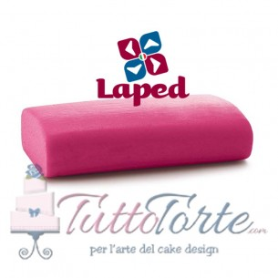 LAPED MODEL- pasta da modellaggio FUCSIA Kg 1