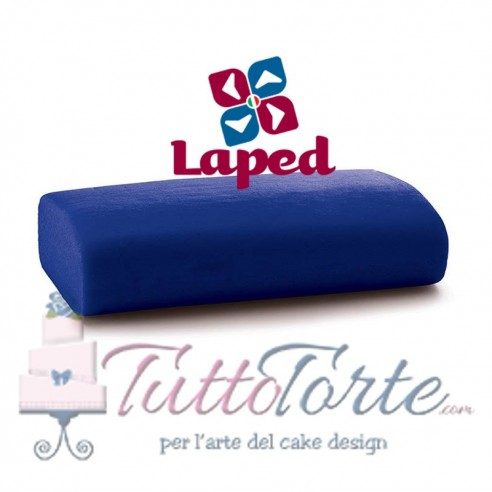 LAPED MODEL- pasta da modellaggio BLU Kg 1