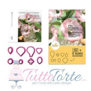 Libro Estate con Kit 8 Tagliapasta
