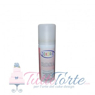 Colorante Spray Perlato Rosa 50 ml