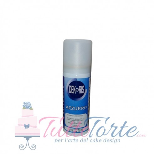 Colorante Spray Perlato Azzurro 50 ml