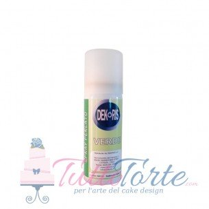 Colorante Spray Perlato Verde 50 ml