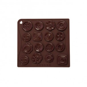 Stampo Choco-Ice Attacca Bottone